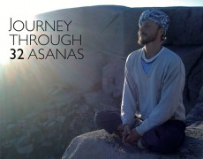 Sky – Journey through 32 asanas